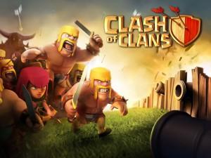 Clash of Clans لعبة صراع العشائر للأيفون