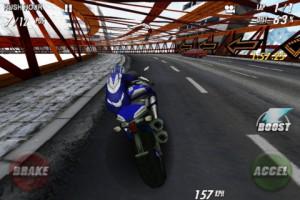 لعبة Motorcycle race للكمبيوتر