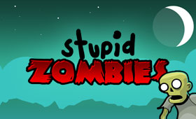 Stupid Zombies للاندرويد