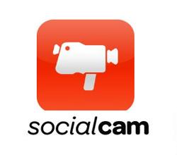 Socialcam تطبيق للايفون