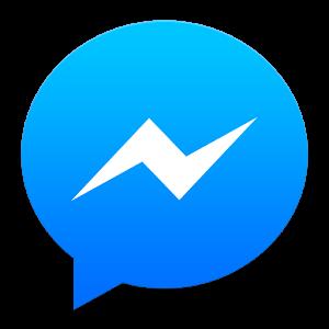 messenger facebook للايفون