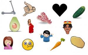 رموز Emoji جديدة