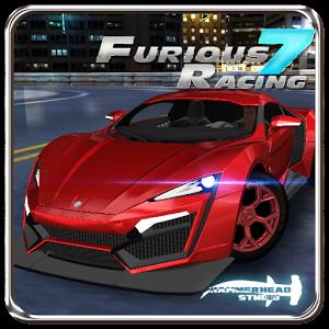 Furious Racing للاندرويد لعبة السباق الغاضب