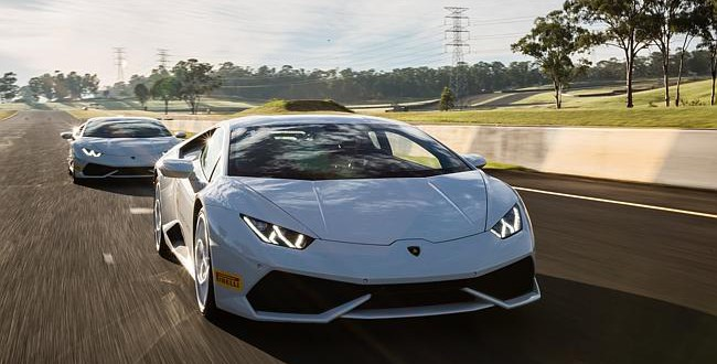 لامبورغيني هوراكان  Lamborghini Huracan 2015 حلم السائقين