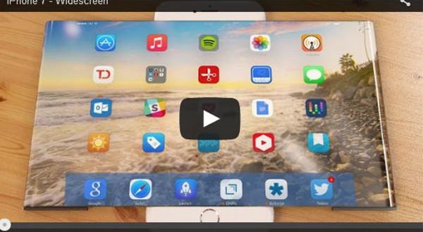 جهاز ايفون 7 الجديد فيديو ولا اااااااااااااااااااااااااقوى