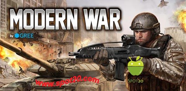 لعبة مودرن وور Modern War للايفون