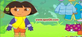تحميل لعبة تلبيس دورا Dora للاندرويد احدث لعبة تلبيس