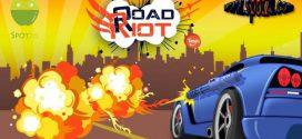 تحميل لعبة رود ريوت Road Riot للاندرويد احدث لعبة سيارات