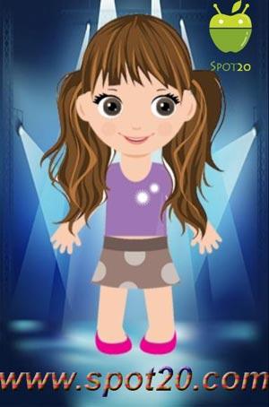 لعبة تلبيس دورا Dora للاندرويد
