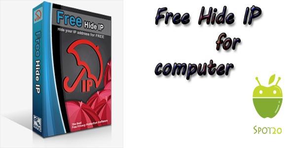 برنامج فري هايد اي بي Free Hide IP للكمبيوتر