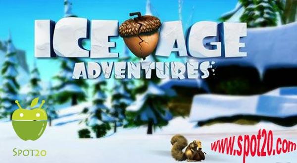 لعبة ايس ايج Ice Age للاندرويد