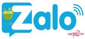 تحميل تطبيق زالو Zalo للاندرويد احدث برنامج شات