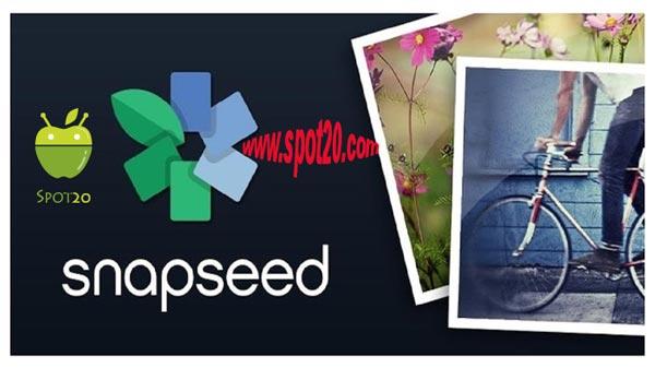 تطبيق سناب سيد SnapSeed للاندرويد
