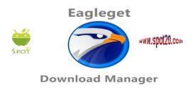 تحميل برنامج ايجل جيت EagleGet للكمبيوتر برنامج تحميل ملفات