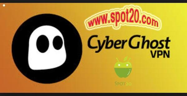 تحميل برنامج سايبر جوست CyberGhost لكسر البروكسي