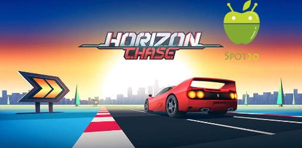 لعبة هورايزون تشيس Horizon Chase للاندرويد