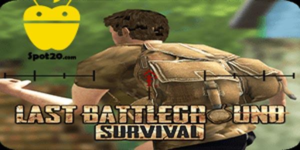لعبة Last Battleground للاندرويد لعبة اخر معركة روووووعة