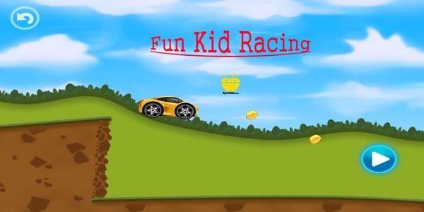 لعبة فان كيد ريسينغ Fun Kid Racing للاندرويد