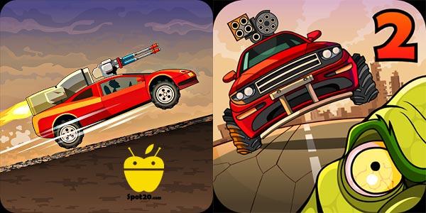 لعبة ايرن تو داي 2 للاندرويد احدث لعبة سيارات