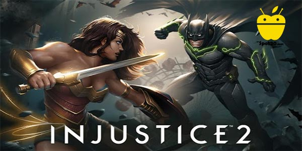 لعبة Injustice 2 للاندرويد احدث لعبة قتال