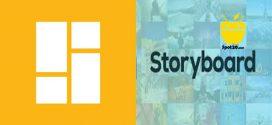 Storyboard للاندرويد حوّل صورك الى قصة مصورة