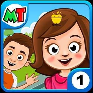 لعبة My Town احدث العاب اطفال