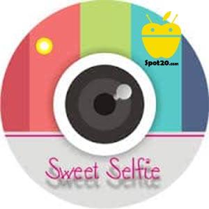 تطبيق Sweet Selfie