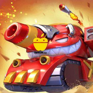 لعبة Dank Tanks للايفون