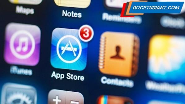 تسريب صور لشبكات مافيا تزوير ترتيب التطبيقات على أب ستور