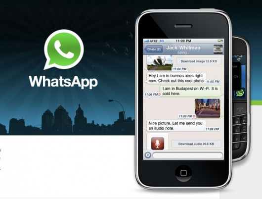 تطبيق واتساب WhatsApp للأيفون