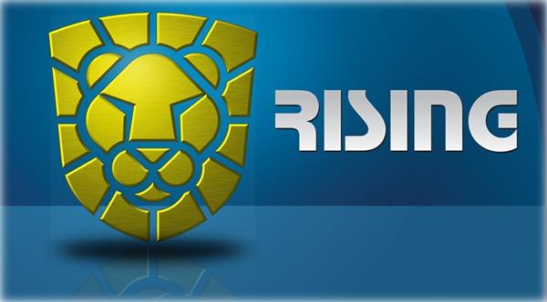 برنامج رايزنغ rising مضاد فيروسات مجانا