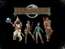 لعبة أبطال الفولاذ للأندرويد heroes of steel