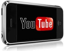 تطبيق يوتيوب YouTube للأيفون