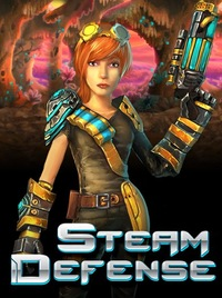 Steam Defense للكمبيوتر