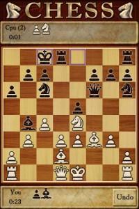 Chess Free تطبيق ايفون