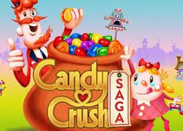 تطبيق لعبة كاندي كراش Candy Crush للأيفون