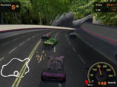لعبة سباق السيارات للكمبيوتر