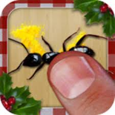 لعبة ant smasher للأيفون