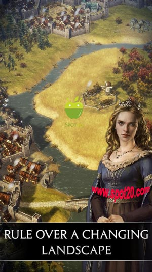 لعبة توتال وار باتل Total War Battles للاندرويد