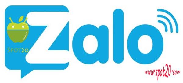 تطبيق زالو Zalo للاندرويد