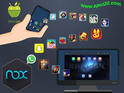 برنامج نوكس Nox App Player للكمبيوتر