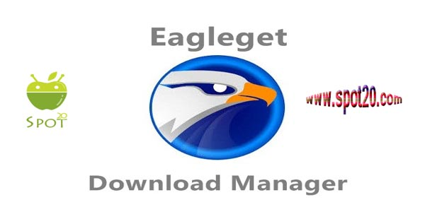 برنامج ايجل جيت EagleGet للكمبيوتر