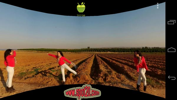 تطبيق فوتاف بانوراما Photaf Panorama للاندرويد