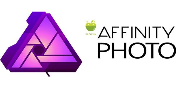 برنامج افينتي فوتو Affinity Photo للكمبيوتر