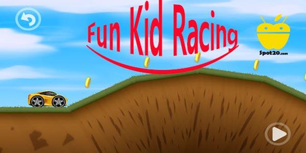 لعبة فان كيد ريسينغ Fun Kid Racing للايفون