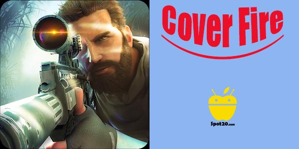 Cover Fire للاندرويد