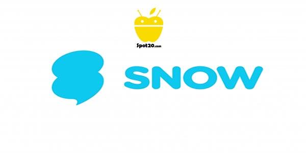 SNOW للايفون