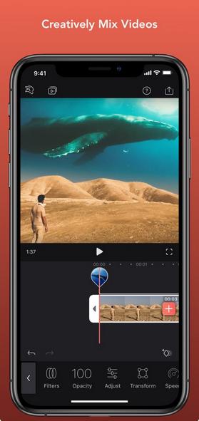 تطبيق فيديو ليب