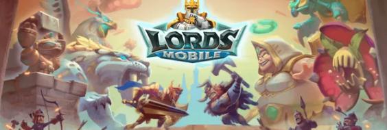 لعبة لوردس للاجهزة الايفون